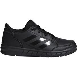 Nero Scarpe Adidas AltaSport K Jr. D96873