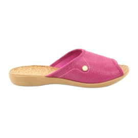 Rosa Befado scarpe da donna pu 254D092