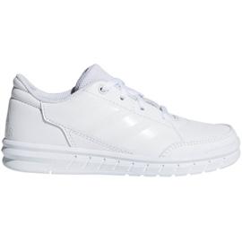Bianco Scarpe Adidas AltaSport K Jr. D96874