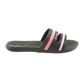 Pantofole da piscina da donna Rider 82504 nere