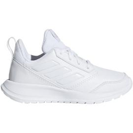 Bianco Scarpe Adidas AltaRun K Jr. CM8578