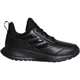Nero Scarpe Adidas AltaRun K Jr. CM8580