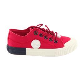 Big Star rosso Sneakers rosse grandi sneakers 374004