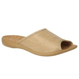 Befado scarpe da donna pu 254D094 marrone