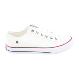 Bianco Sneakers Big Star legate bianche 174271