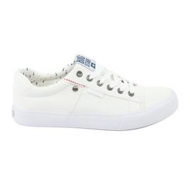Sneakers da uomo Big Star con cinturino bianco 174097