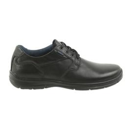Badura low boots comfort uomo 3509 nero