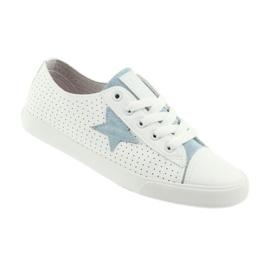 Sneakers Big Star stelle blu 274692