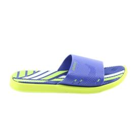 Pantofole da uomo per la piscina di calce Atletico