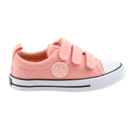 American Club Sneakers americane sneakers rosa LH49