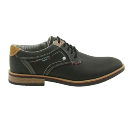 American Club Stivali da uomo scarpe Rhapsody RH 08/19 nero