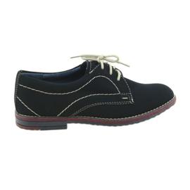 Scarpe per bambini Gregors 141 blu navy marina