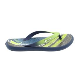Pantofole per bambini Rider 82563 blu navy
