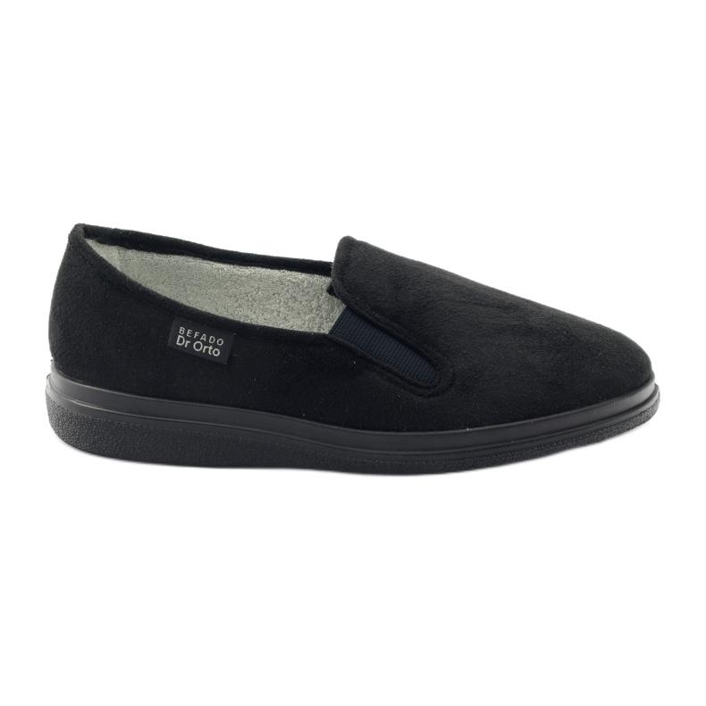 Befado scarpe da donna pu 991D002 nero