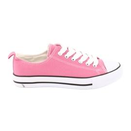 American Club Scarpe da ginnastica con le scarpe da donna americane rosa