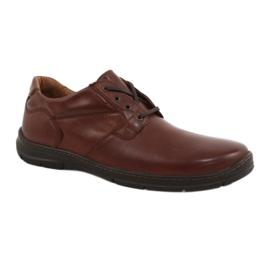 Scarpe Badura uomo comfort 3509 marrone