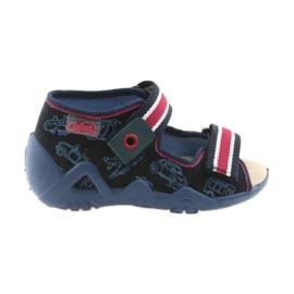 Marina Befado giallo per bambini scarpe 350P003
