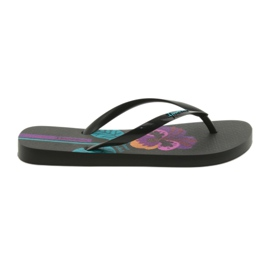 Nero Pantofole da donna fragranti Ipanema 82661 nere