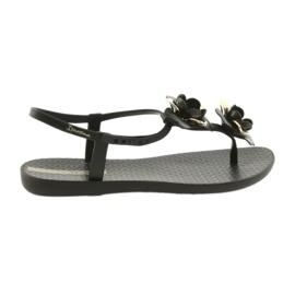 Sandali Ipanema scarpe da donna con fiori 82662