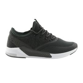 Scarpe sportive da uomo DK 18470 grigio