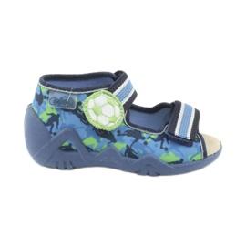 Befado giallo per bambini scarpe 350P002