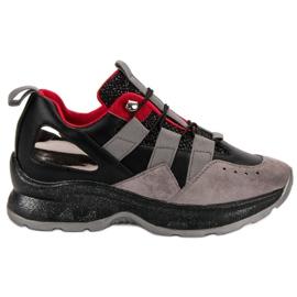 Vices Light Vespers Sneakers nero