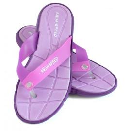 Porpora Pantofole Aqua-Speed Bali purple 09 479