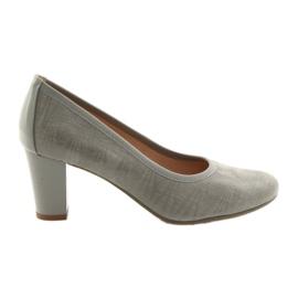 Scarpe da donna suola elastica Arka 5137 grigio
