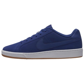 Nike Court Royale Suede M 819802-405 blu