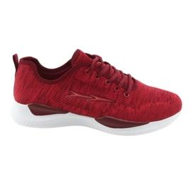 Rosso Attacchi sportivi da uomo DK SC235