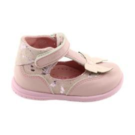 Ren But Ballerine per ragazze con fiocco Ren 1466 rosa