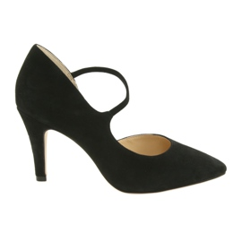 Nero Scarpe da donna Caprice 24402 nere