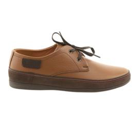 Scarpe da uomo Badura 3716 marrone