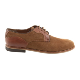 Scarpe da uomo Badura 3687 marrone