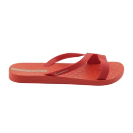 Ipanema Pantofole da donna Grendha 26263 rosso