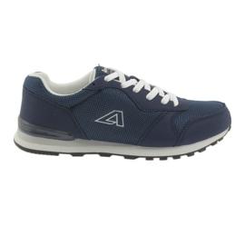 American Club 12 scarpe sportive blu marina