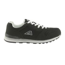 Nero American Club 12 scarpe sportive nere