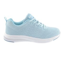 Athletic girls American Club HA07 blu