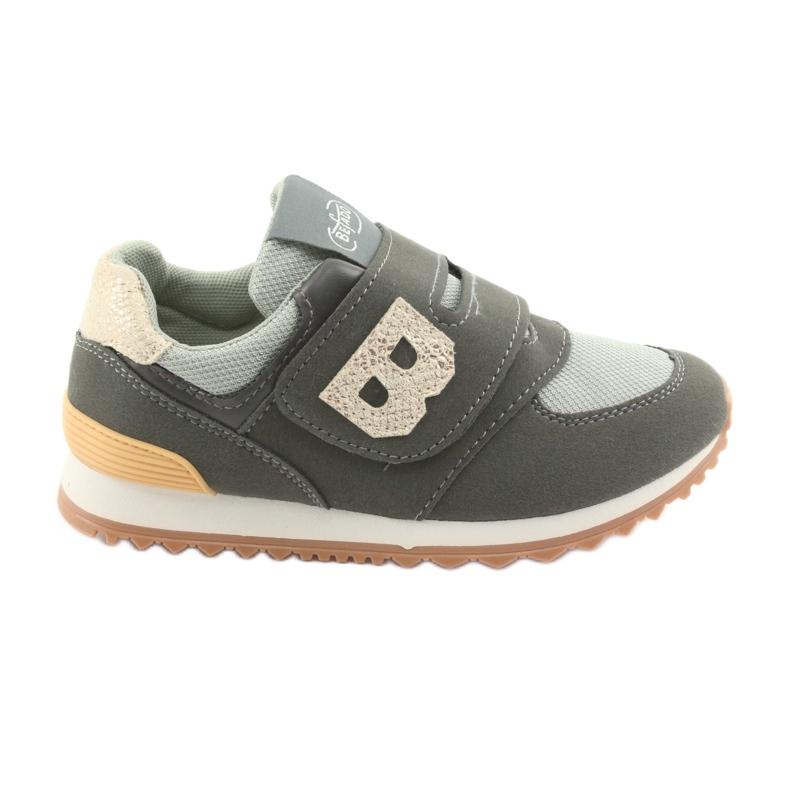 Scarpe per bambini Befado fino a 23 cm 516Y040 grigio