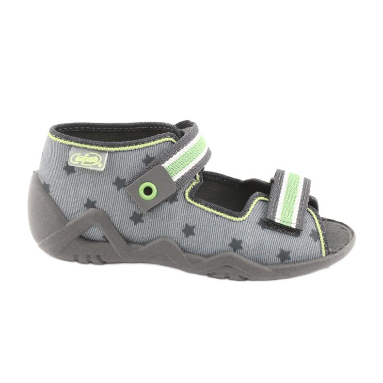 Befado giallo per bambini scarpe 250P086
