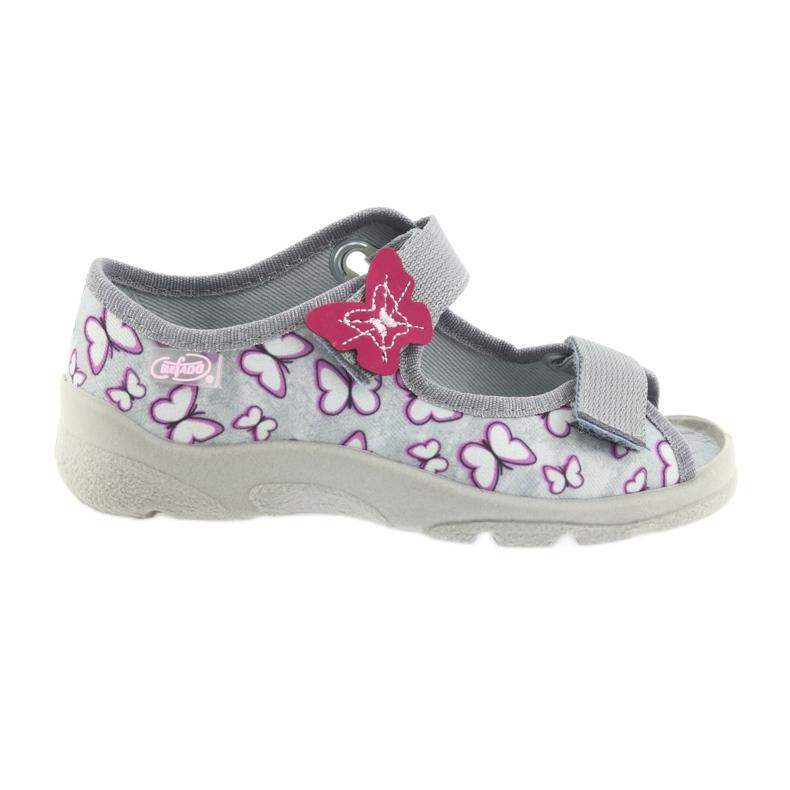 Farfalle di sandali per bambini Befado 969X135