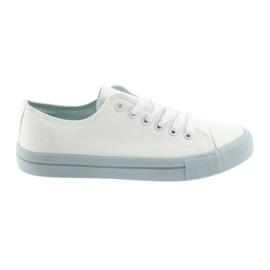Sneakers Atletico 18916 bianco / blu