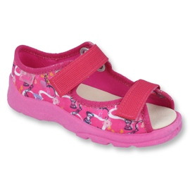 Rosa Scarpe per bambini Befado 869X132