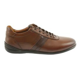 Marrone Badura 3707 scarpe sportive marroni