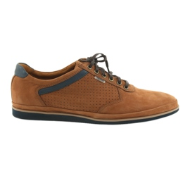 Scarpe sportive marroni Badura 3523 leggere
