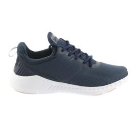 American Club marina Scarpe sportive FH08 americane blu scuro