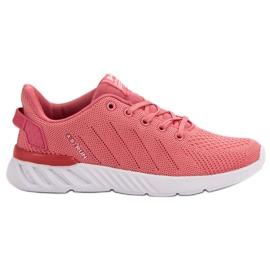 Ax Boxing Scarpe sportive leggere rosa