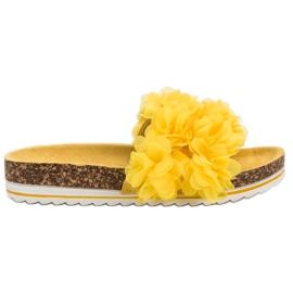 Seastar giallo Pantofole gialle alla moda