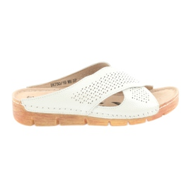 Slippers On Pearl Platform Filippo 750