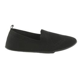 Sneakers McKey Sneakers slip-in nere nero